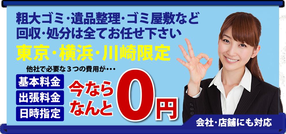 ゴミ屋敷 片付け 料金 横浜